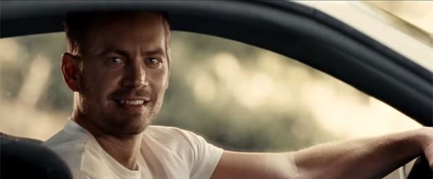 Fast & Furious 7 Paul Walker CGI