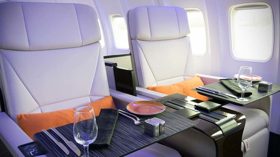 Meet Four Seasons Private Jet Experience, the Hotel ...
