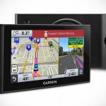 Garmin nüviCam GPS Navigation Device Boasts Built-in Dashcam and Premium Driver-assist Features