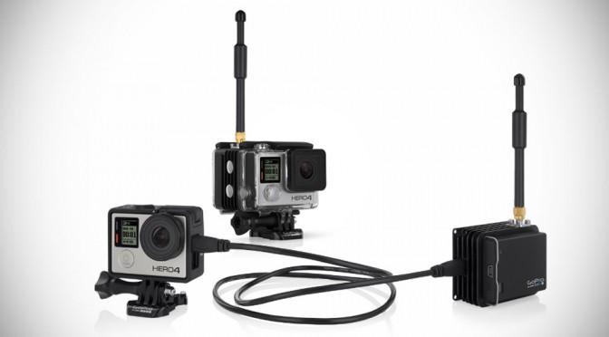 GoPro HEROCast Professional Live Broadcast Transmitter