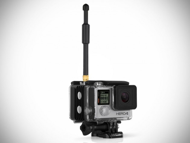 Gopro Herocast Lets You Transmit Actions To Live Tv For A