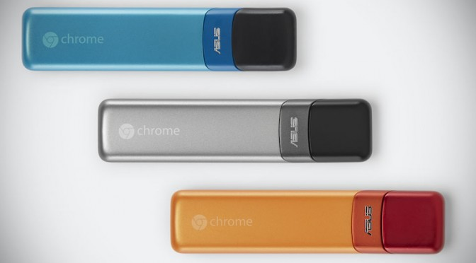 Google Chromebit - Chromebook on a Stick