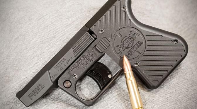 Heizer Defense PAK1 Pocket AK Pistol