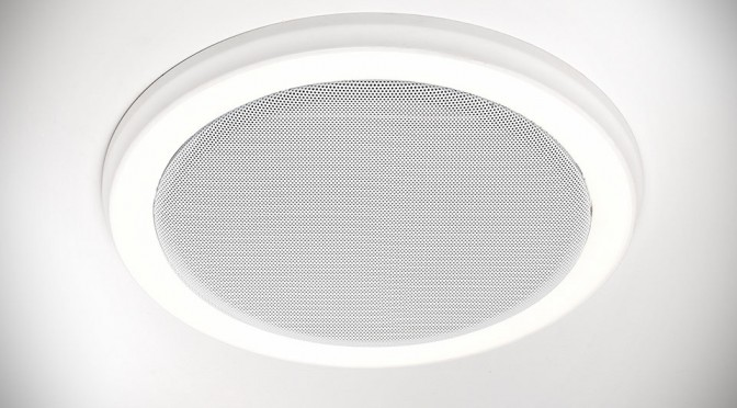 Homewerks New Bath Fan Is Also A Bluetooth Speakers And Led Light Mikeshouts
