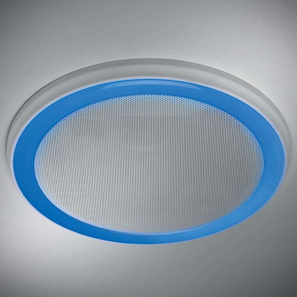 Waterproof ceiling speakers for bathroom - Home Netwerks Bluetooth Bath Fan