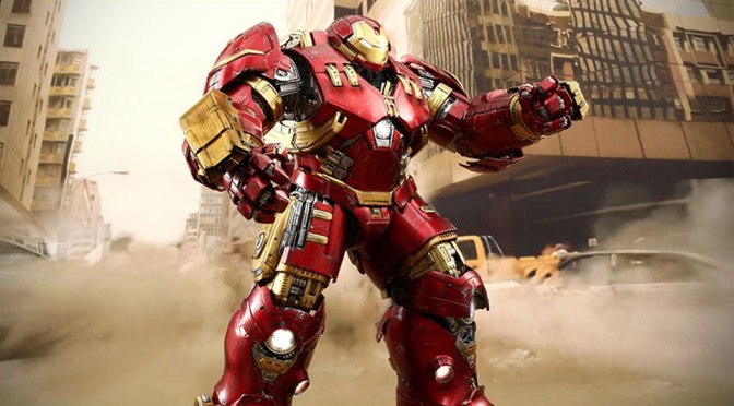 Hot Toys 1/6 Scale Iron Man Hulkbuster