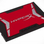 HyperX's New Savage SATA3-based SSD Taps on Phison to Make Blazing Speeds