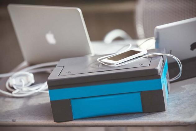Joule Case Portable Battery Pack Prototype