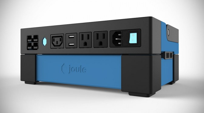 Joule Case Portable Battery System