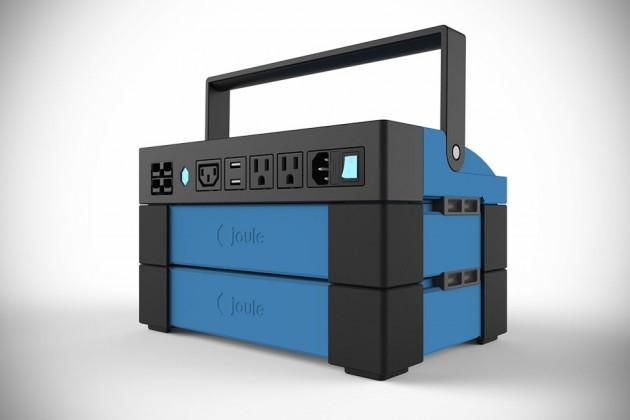 Joule Case Portable Battery System