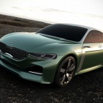 KIA's Bold Concept Provides a Glimpse into KIA's Future Design Language