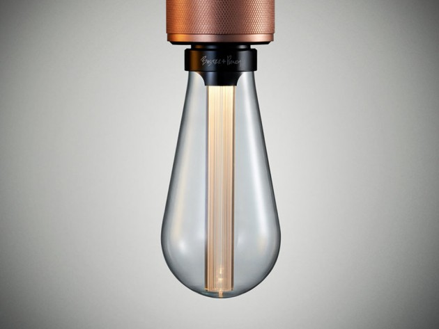 LED Buster Bulb by Buster & Punch - Crystal