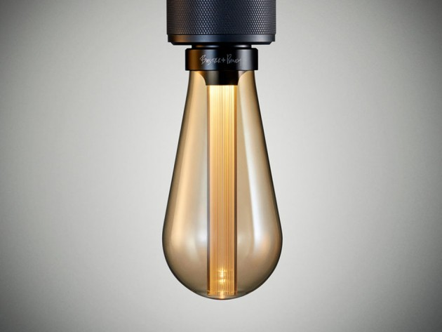 LED Buster Bulb by Buster & Punch - Gold