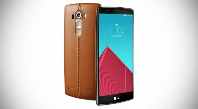 LG G4 Smartphone - Leaked