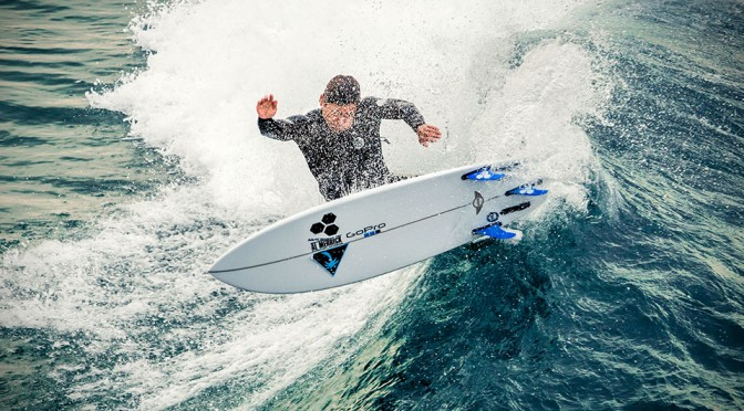 MINI Heads into the Open Water with the World's First MINI Surfboard