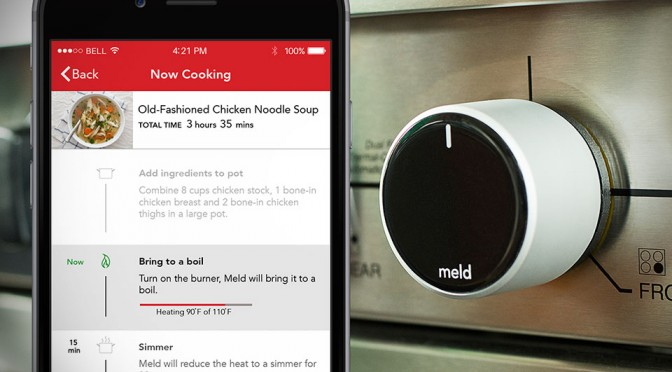 Meld will turn your regular stove into a smart with