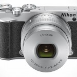 Nikon's New Interchangeable Lens Mirrorless Camera Boasts 4K Recording, Albeit at Just 15fps