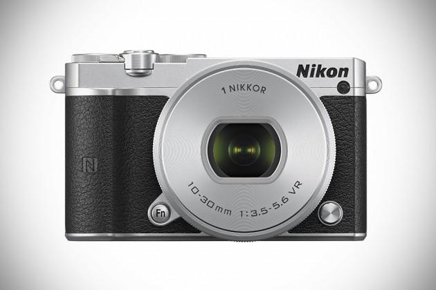 Nikon 1 J5 Interchangeable Lens Mirrorless Camera