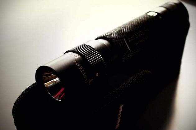 OWLTAC A1T Endure Tactical Flashlight