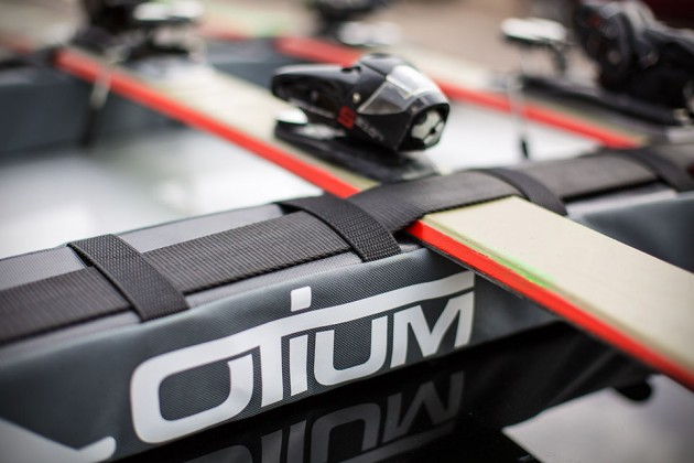 Otium SoftRack - Removable Soft Roof Rack