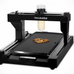 PancakeBot Will Print Edible Pancake in Any Shape You Desire