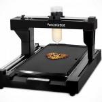PancakeBot Will Print Edible Pancake in Any Shape You Desire