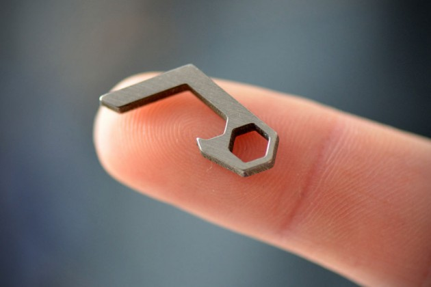 Pico Titanium Micro Bottle Opener by Pangea Designs