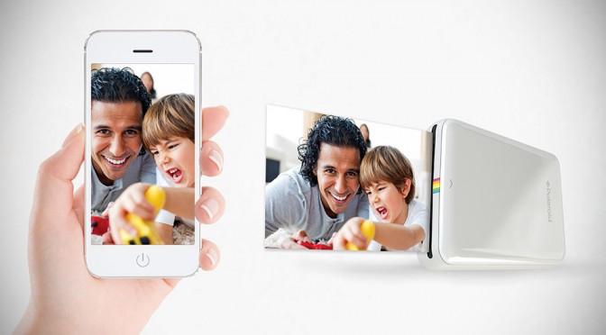 ZIP Mobile Printer, Polaroid's Pocket-friendly Instant Photo Printer is Now Open for Pre-order
