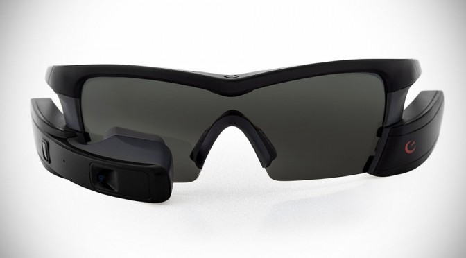 Recon Jet Puts Fitness Tracker Capabilities into Eyewear, Presents the Stats Right Before Your Eyes
