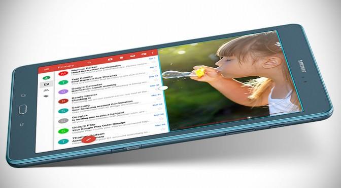 Samsung Galaxy Tab A 8.0-inch and 9.7-inch Tablets