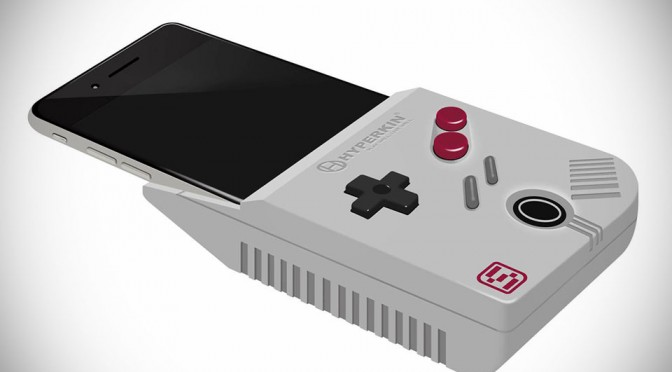 Hyperkin's Smart Boy Will Turn Your iPhone 6 Plus into a Working Game Boy