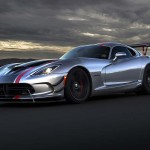 Meet the Fastest Street-legal Viper Track Car, the 2016 Dodge Viper ACR