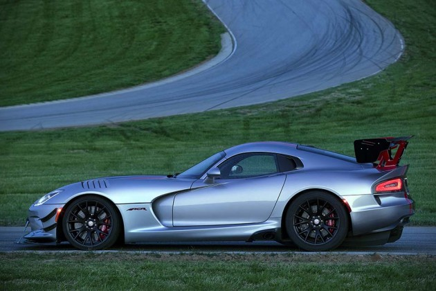 2016 Dodge Viper American Club Racer (ACR)