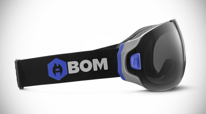 Abom Zero Fog Snow Goggles – The World's First Snow Goggle with Active Anti-fog Technology