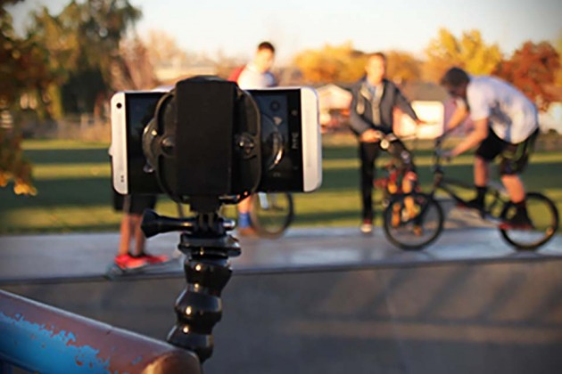 Action Mount Universal GoPro Mounts for Smartphone