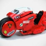 You Won't Believe This Iconic Akira Bike Model is Actually Made of LEGO Bricks and it Drives Too