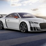 "600PS Electric Biturbo-powered Audi TT Concept Makes 0-62 MPH in 3.6s, Said to be ""Production Ready"""