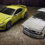 BMW Pays Tribute to the 1970s 3.0 CSL with 3.0 CSL Hommage