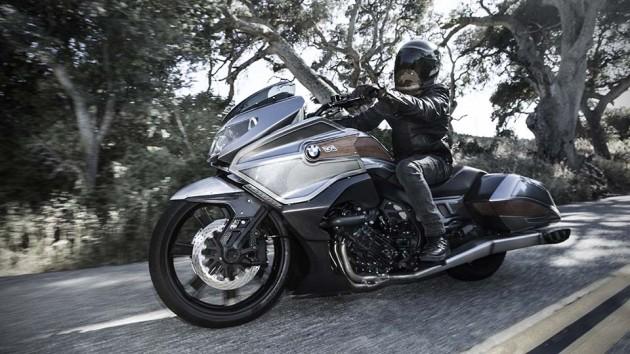"""BMW Motorrad """"Concept 101"""" Motorcycle"""
