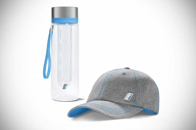 BMW i Collection Lifestyle Goods - Cap and drinking bottle