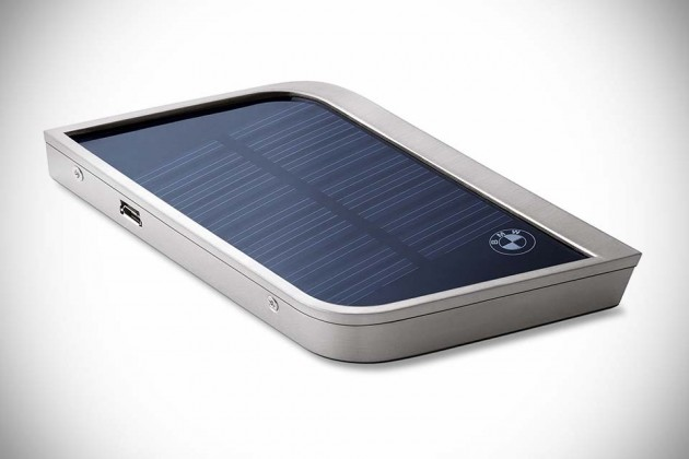 BMW i Collection Lifestyle Goods - Solar Charger
