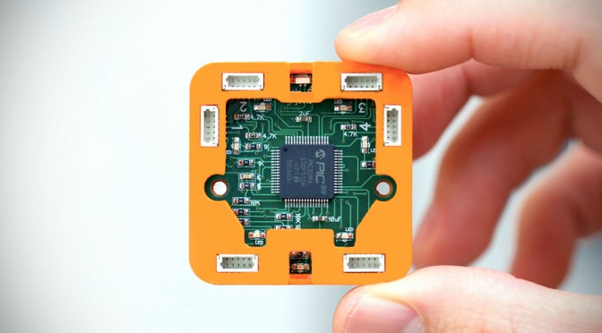 Cubit Makes Creating Electronics Project Super Easy with Zero Coding and No Soldering