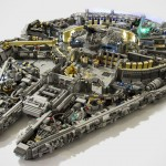 Singapore LEGO Enthusiasts Create 10,000-piece Insanely Detailed Minifig Scale Millennium Falcon