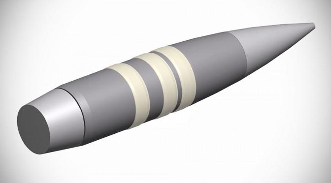 DARPA's EXACTO Self-Steering Bullet