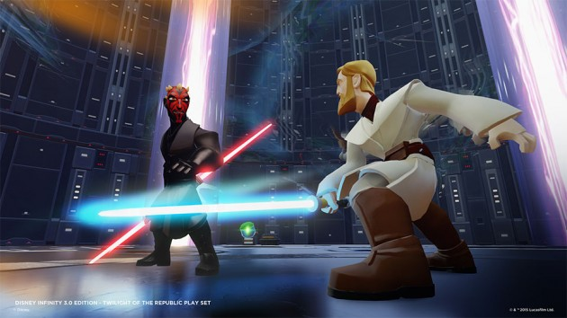 Disney Infinity 3.0 Edition - Twilight of the Republic Play Set