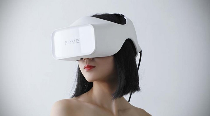 FOVE VR Headset Has Eye-tracking, Will Make Virtual World More Humanized