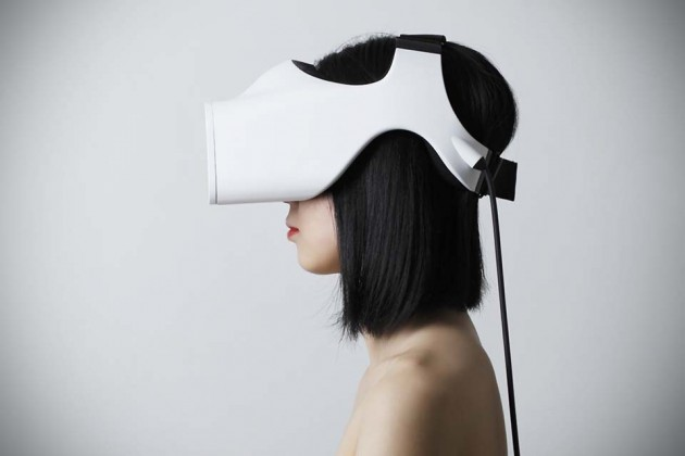 FOVE Eye-tracking Virtual Reality Headset