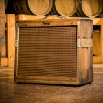Love Whiskey and Guitar? Then This Whiskey Barrel Guitar Amp is For You