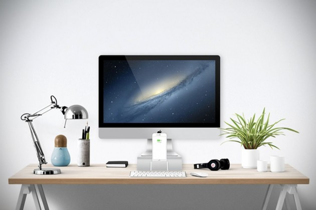 Fusion Stand For iMac, Apple Display and iPhone