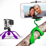 Gekkopod Flexible Mount Can Turn Loose Branches into a Selfie Stick